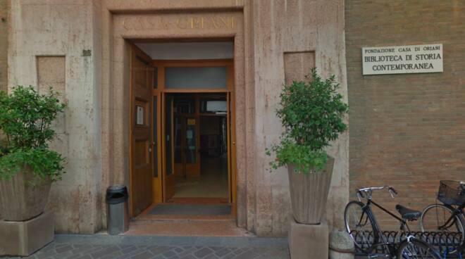 Fondazione Casa di Oriani