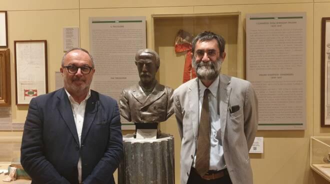 Fusignani a Roma al Museo Risorgimento