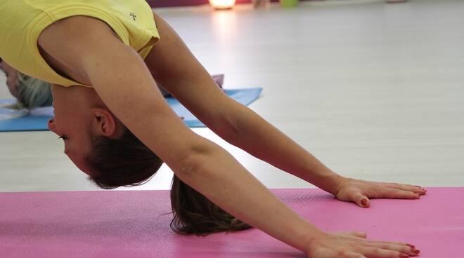 ginnastica yoga