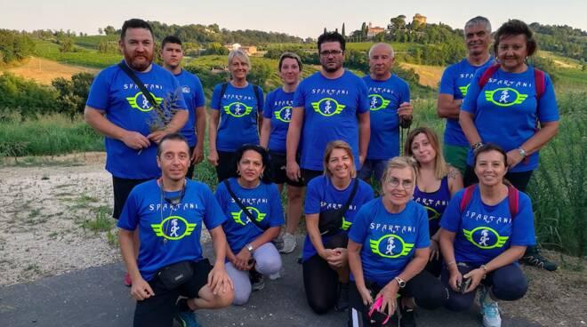 gruppo Spartani Camminatori