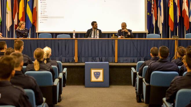 Il benvenuto del sindaco Lattuca ai 315 allievi poliziotti nel corso iniziato al Caps