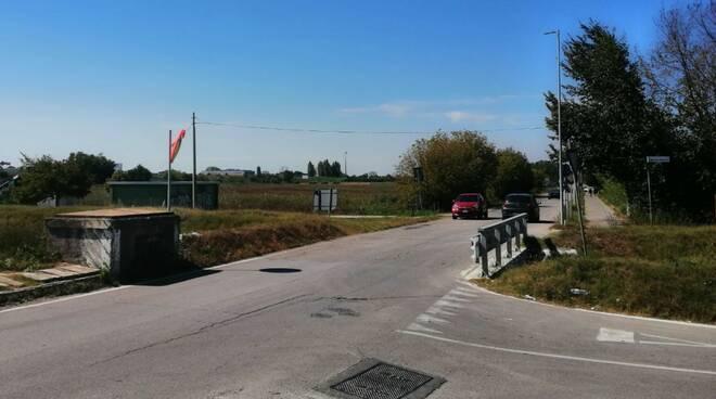 Il ponte di San Mauro Mare