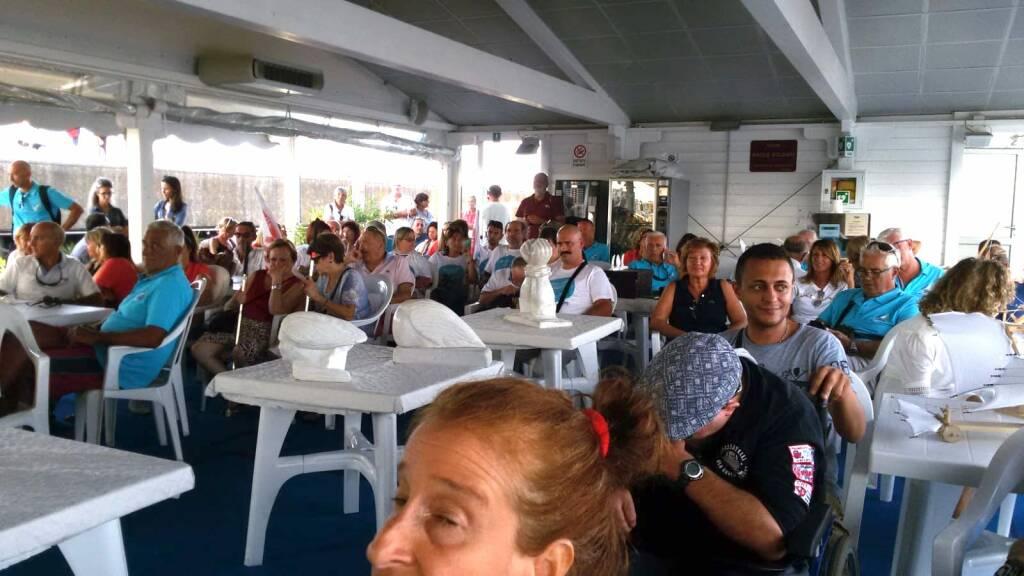 """""""In onda"""" con Sante e Felice, regata da Ravenna ad Ancona a sostegno delle diverse abilità"""