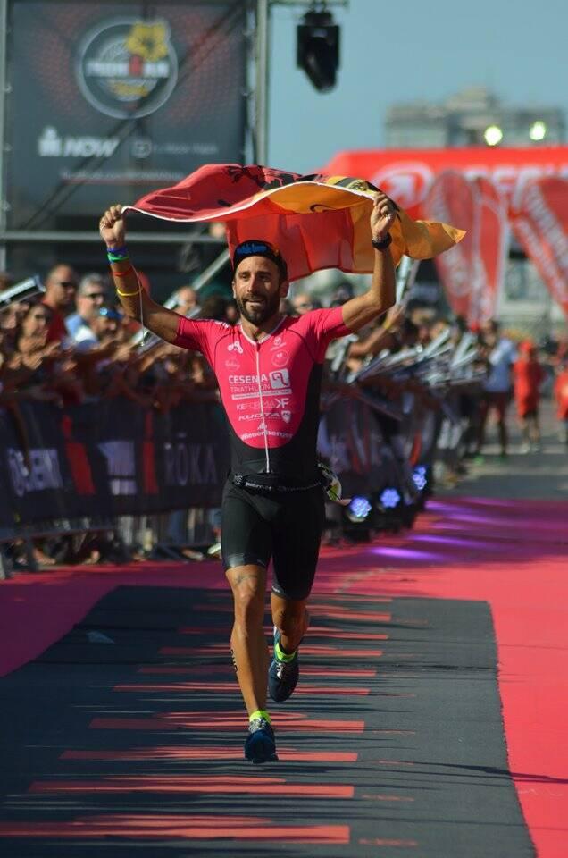Mattia Ceccarelli Ironman 2019