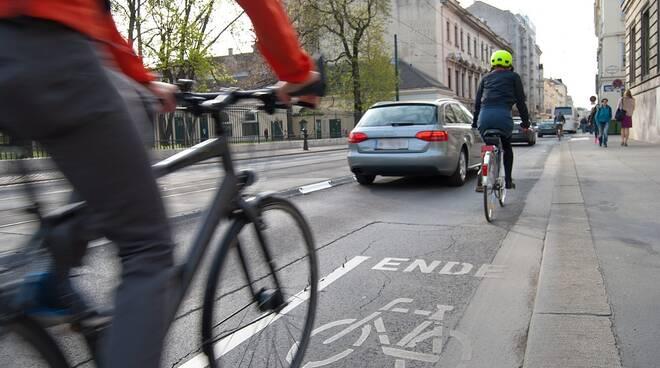 mobilità sostenibile bici casa lavoro