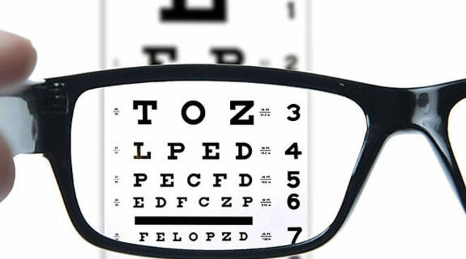 occhiali vista visita