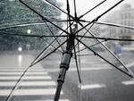 ombrello pioggia città