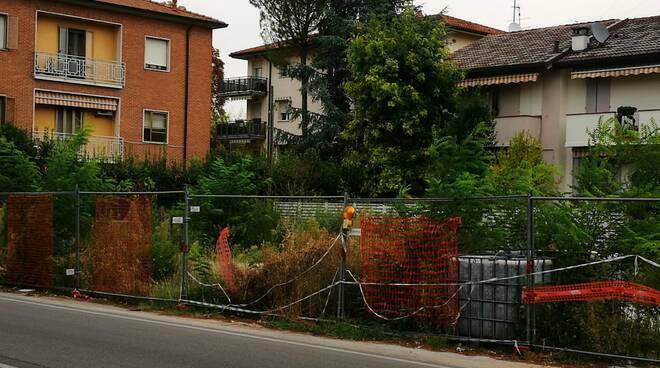 passaggio pedonale tra via Belisario e Sant'alberto