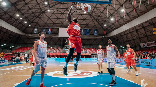 Piacenza - Ravenna Basket