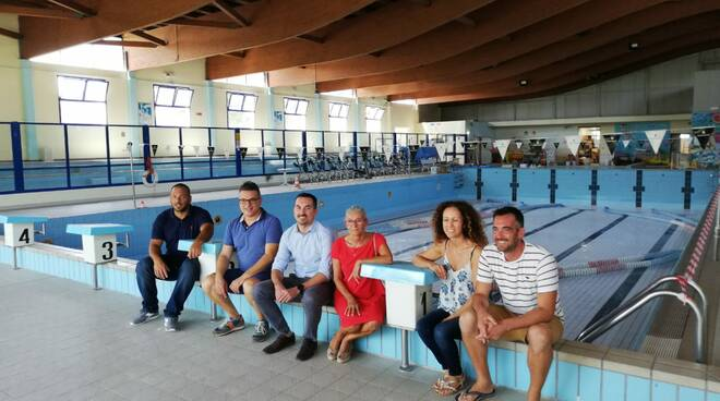 piscina comunale cesenatico