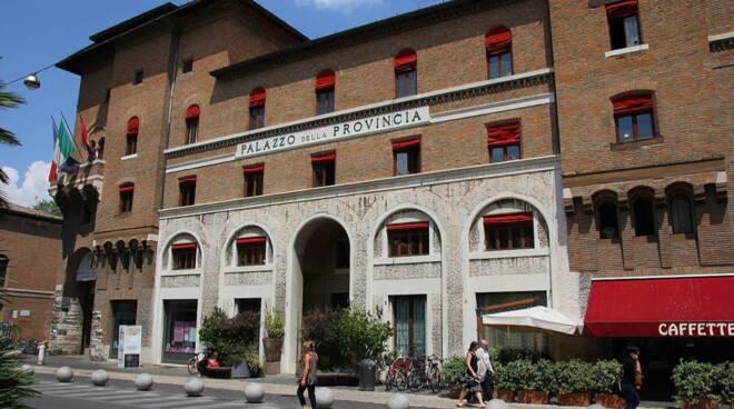 RAVENNA_Palazzo della Provincia