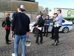 riprese video clip Renato Zero zona industriale