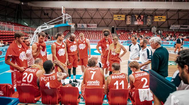 squadra basket orasì ravenna 2019