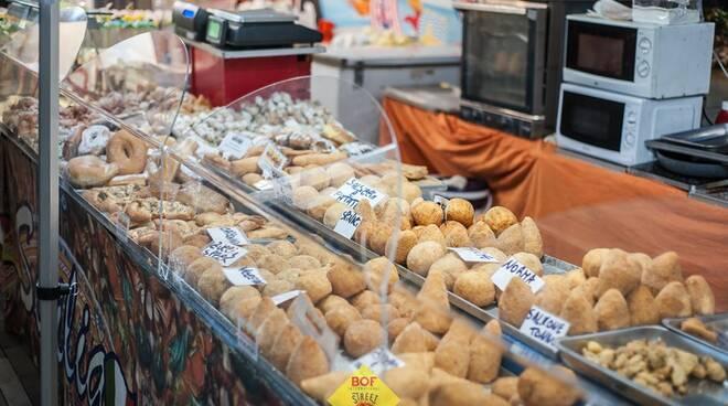 street food cibo di strada
