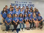 Studenti del Liceo Scientifico Oriani alla Wheeling High School