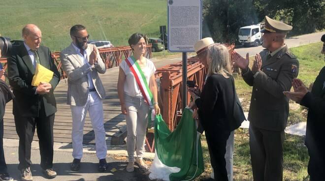 targa ponte bailey villa verucchio