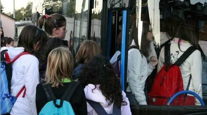 trasporto pubblico studenti