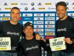 Tre runner ravennati