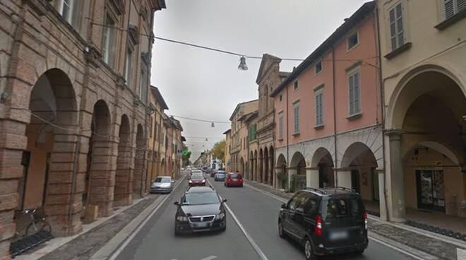 via emilia castel bolognese
