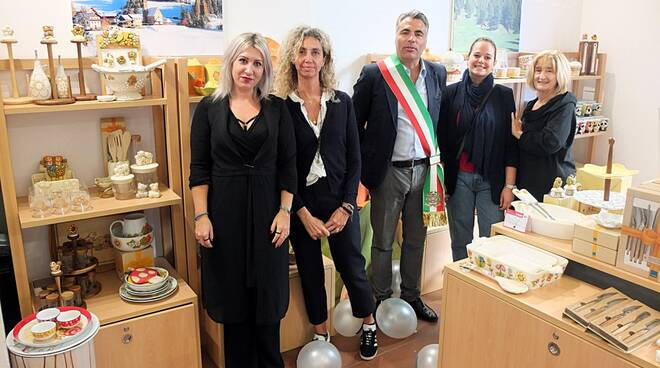 A Faenza apre il nuovo Thun Shop