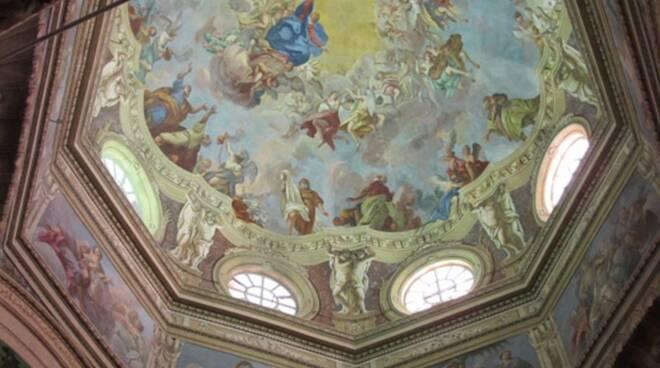Abbazia del Monte - cupola
