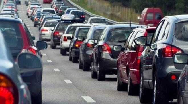 autostrada fila