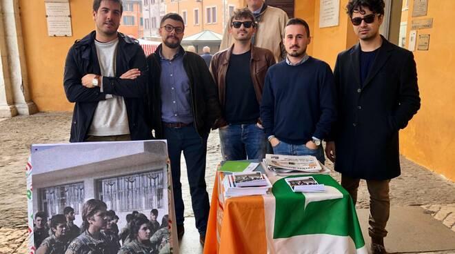 banchetto pd cesena per curdi