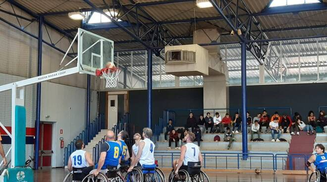 Basket senza barriere