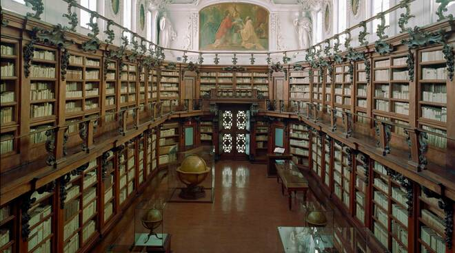 Biblioteca Classense Aula Magna