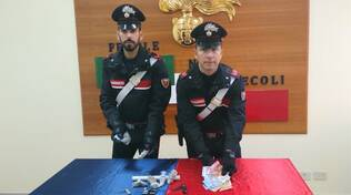 carabinieri faenza droga