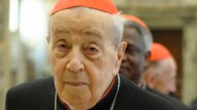 cardinale Achille Silvestrini,