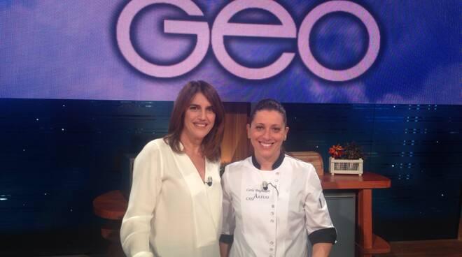 Casa Artusi torna in Rai: Carla Brigliadori ospite del programma Geo