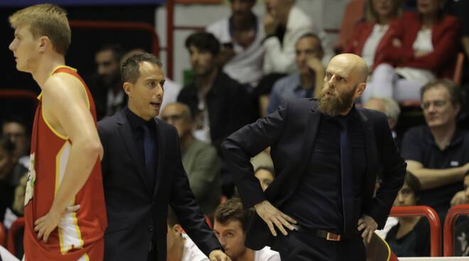 Coach Basket Ravenna