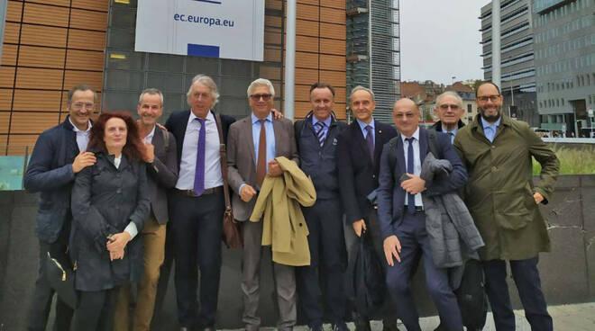 confcooperative forlì cesena a bruxelles