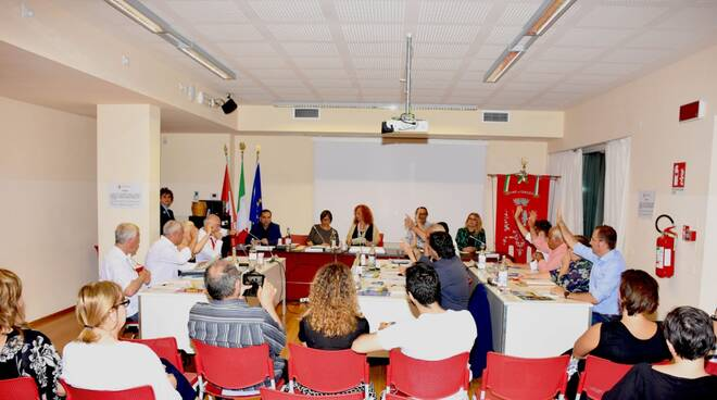 cotignola - consiglio comunale