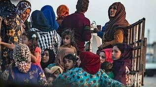 curdi profughi