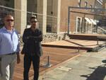Dehor Fellini Scalino 5 - Piazza Kennedy