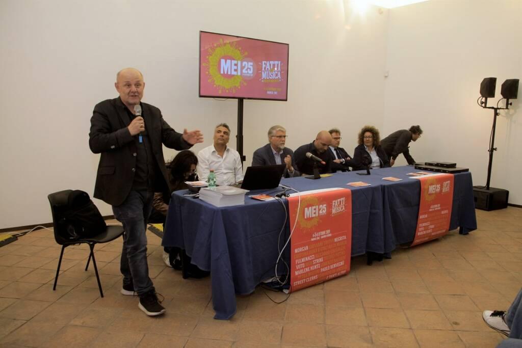 Faenza - MEI25, la giornata inaugurale di venerdì 4 ottobre