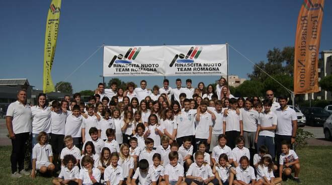 Rinascita Team Nuoto Romagna