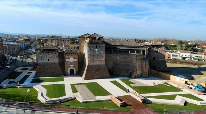 giardino di Castel Simondo