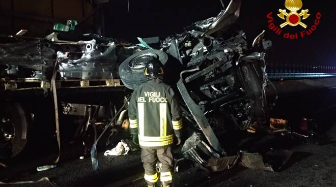 incidente A14 rimini