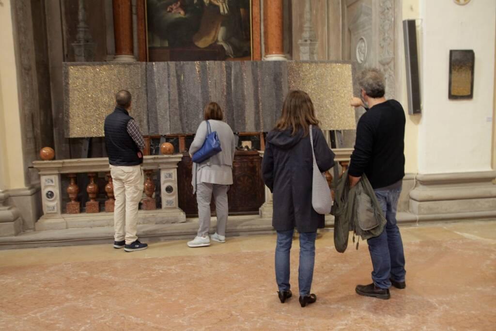 La Pietra e il Silicio. Le opere di Marco De Luca a Santa Maria dell'Angelo a Faenza