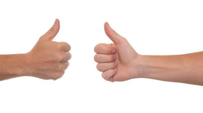 lingua dei segni mani ok