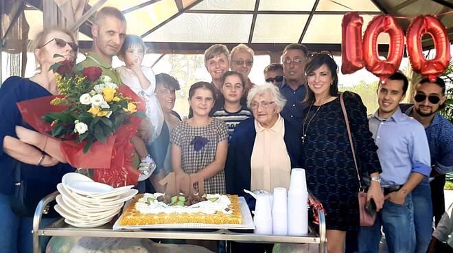 Lucia Bartolotti 100 ANNI