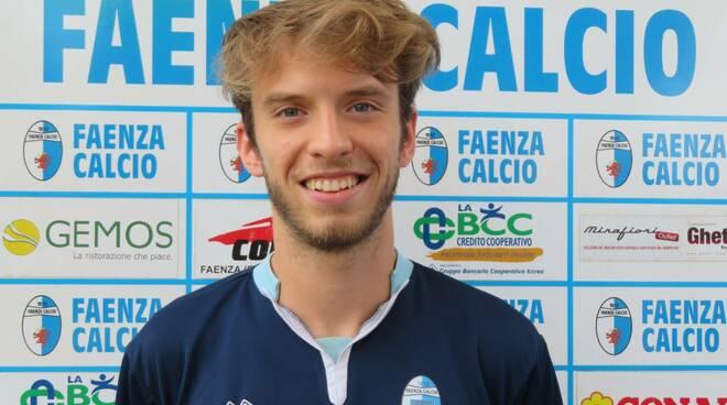 Marco Chiarini Faenza Calcio