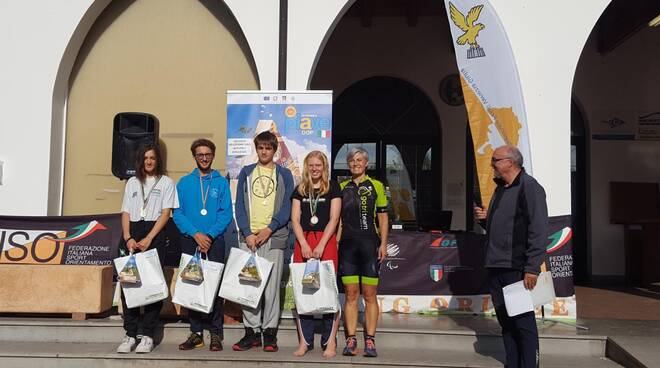 Mattia Rontini - Orienteering Faenza