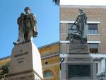monumenti Garibaldi - Giuseppe e Anita