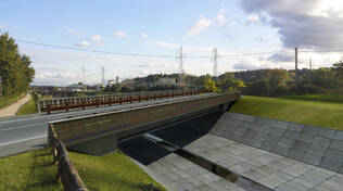 Ponte Ausa-Rendering