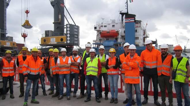 Porto di Ravenna sicurezza sui luoghi di lavoro