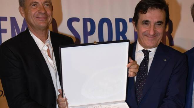 premio sportur a urbano cairo